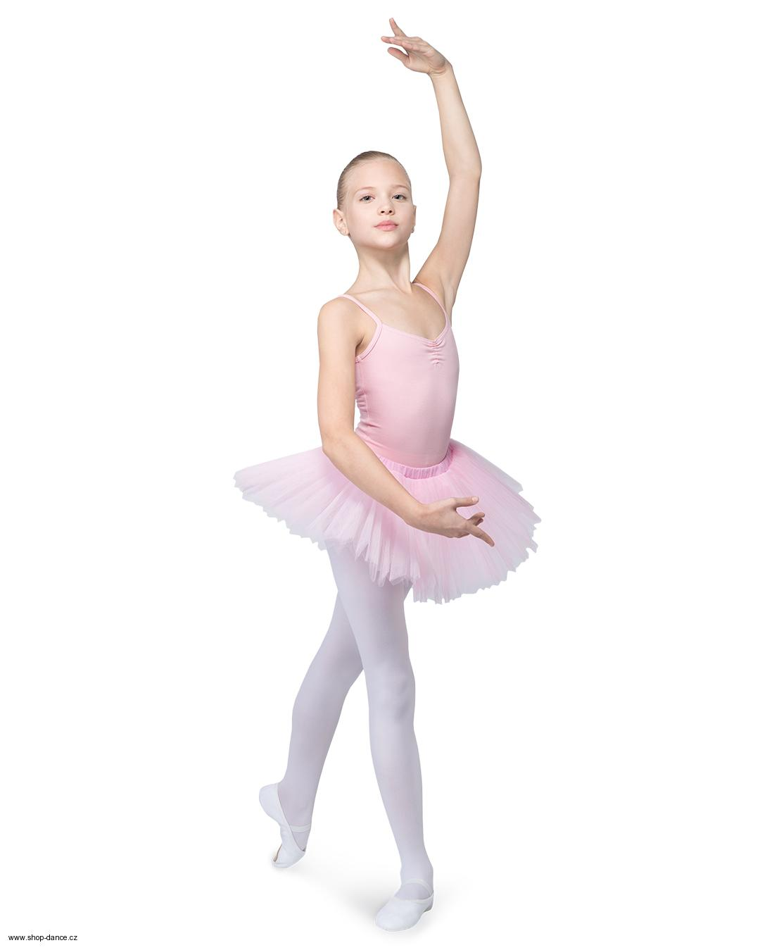Dětský baletní Sukně tylová 4 vrstvá  5962e04998